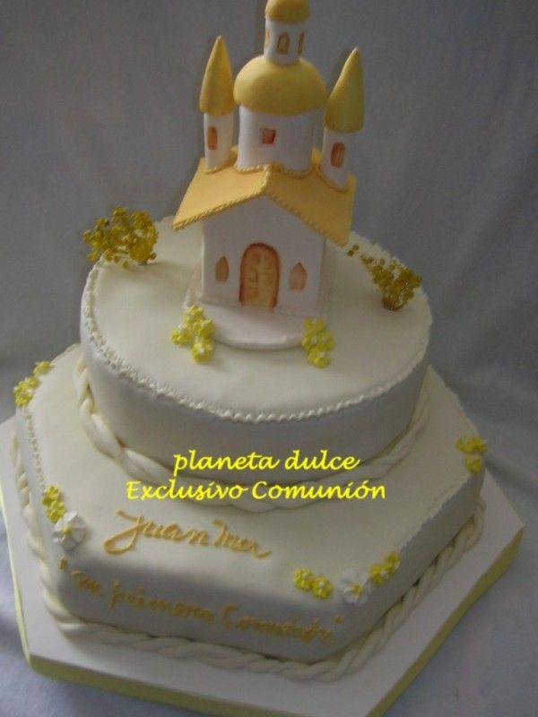 Fotolog de planetadulce - Foto - Comunion Tortas Decoradas: Comunion Tortas Decoradas